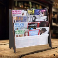 68 * 20 * 68cm Childrens toys Newspaper rack Kindergarten childrens books