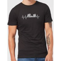 Heartbeat Books T-Shirt - Black - 4XL - Black
