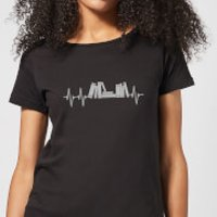 Heartbeat Books Women's T-Shirt - Black - XS - Black